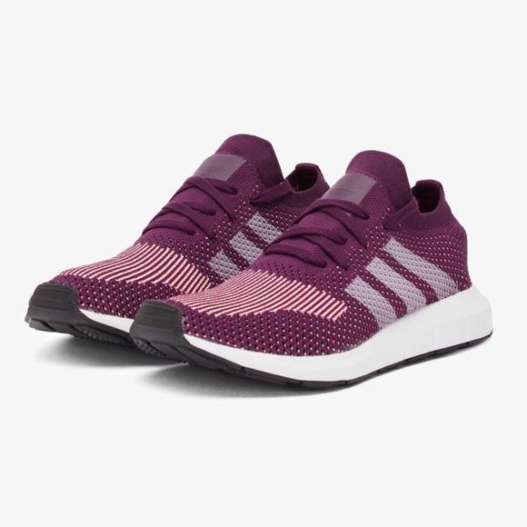 07e94234b NWT Adidas Women s Swift Run Primeknit